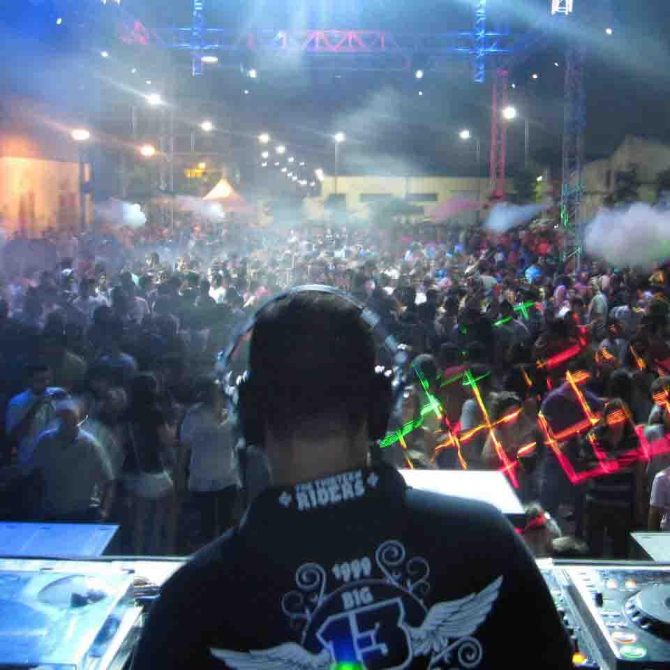 DJ TrAsGo en directo