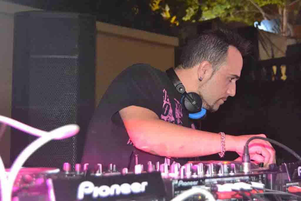DJ TrAsGo en Xativa