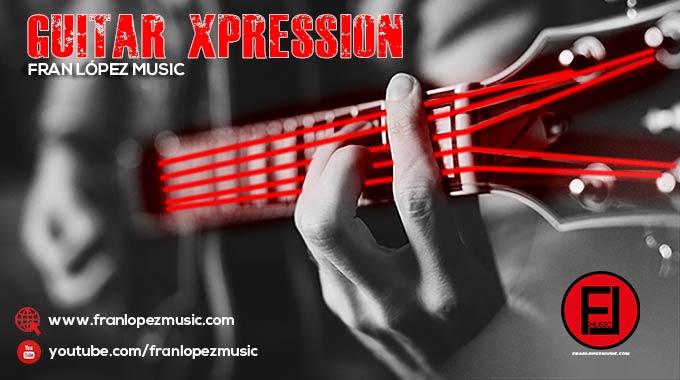 portada guitar xpression